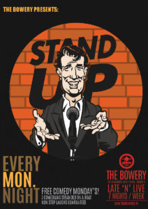 Comedy-EVERY-Monday