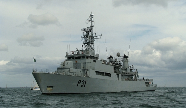 Irish naval ship rescues 712 migrants in Mediterranean