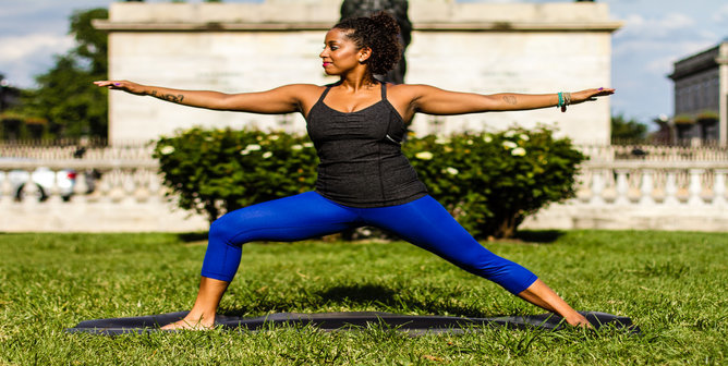Yoga can help ease back pain
