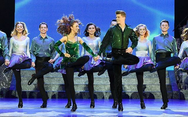 riverdance the Gaiety Theatre