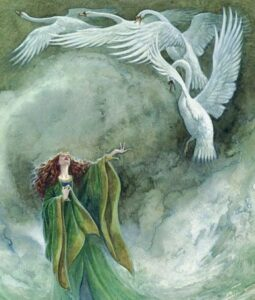 Children of Lir spell