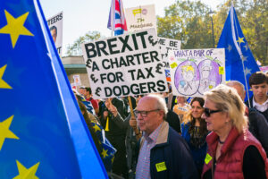 Brexit for tax dodgers by Ed Everett on Flickr