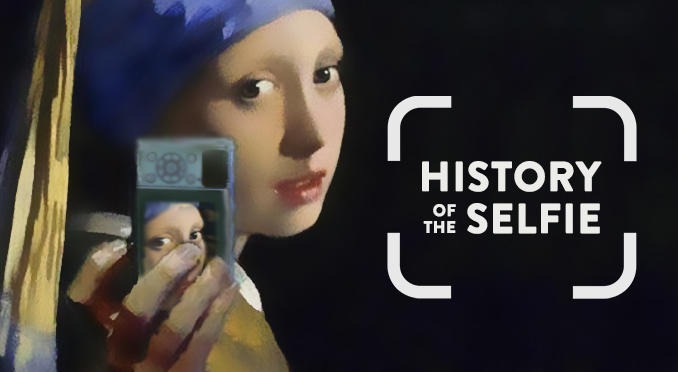 history of the selfie