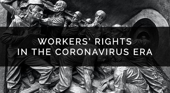 workers' right during Coronavirus