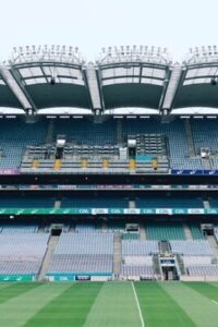 A Beginner's guide to the GAA: An Outsider's Perspective