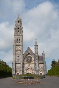 Roscommon Sacred Heart Church East Facade 2014 08 28