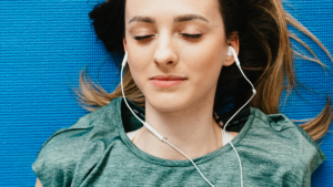 The Benefits of Music on Mental Health banner