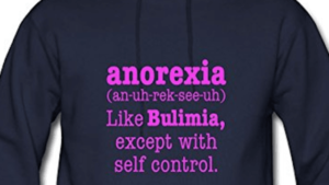 amazon anorexia bulimia hoodie twitter 3sf