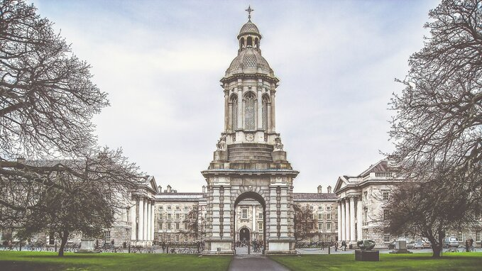 French university experience in Ireland
