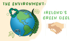 The Environment Ireland s Green Deal banner