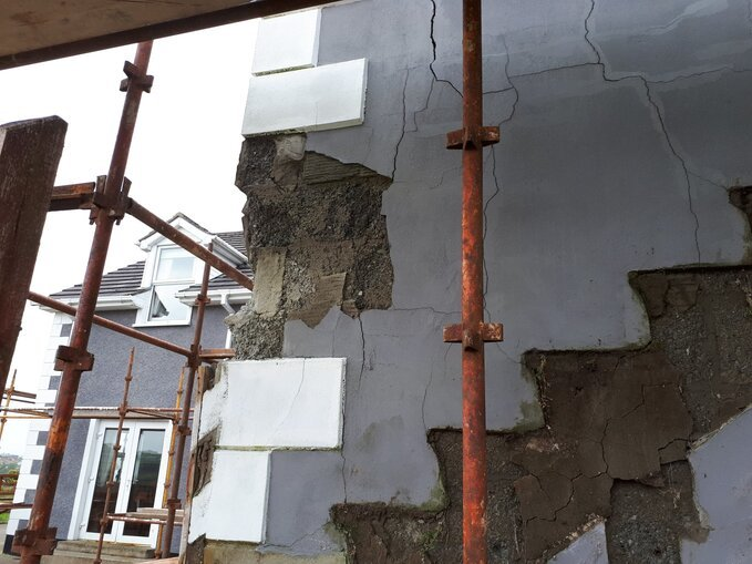Mica Housing Crisis Donegal